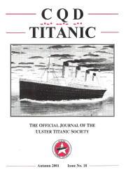 Issue 18 - Autumn 2001