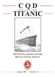 Issue 23 - Autumn 2003