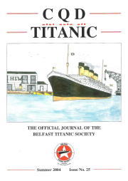 Issue 25 - Summer 2004